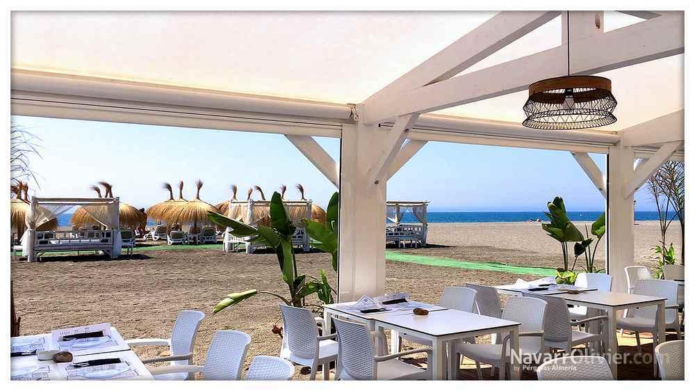 Decoración De Chiringuitos De Playa Tendencias 2019